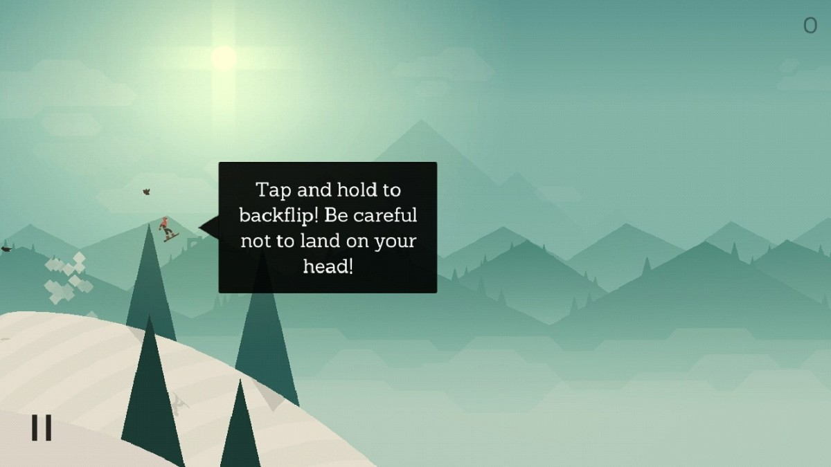 Alto's Adventure no helmets