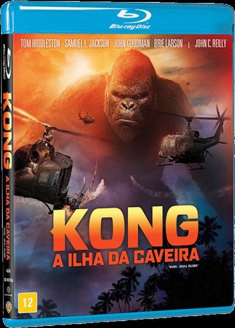 Kong - A Ilha da Caveira | Kong: Skull Island (2017)