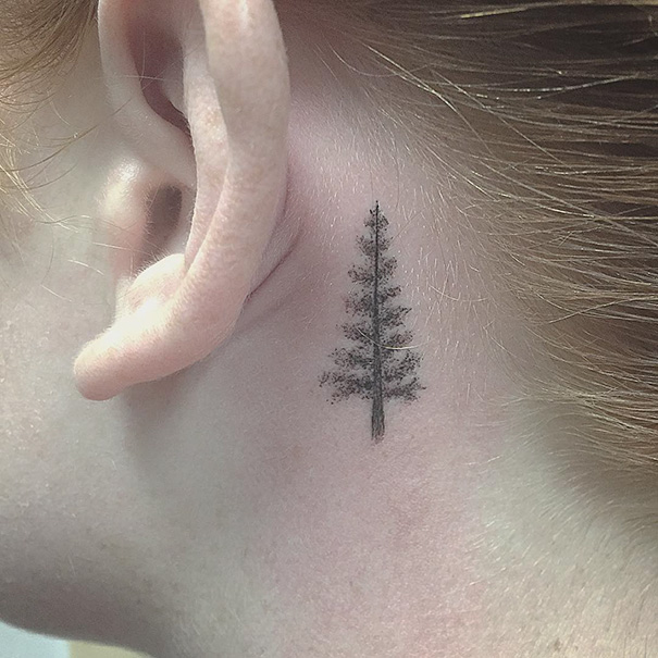 25 Minimalist Tattoo Ideas That Will Inspire You To Get Inked