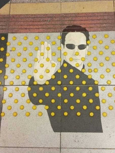 21 Funny and Clever Street Art Images