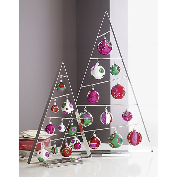 50 Unique Alternative Christmas Trees - Creative Ideas