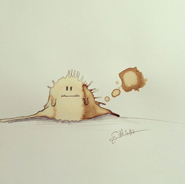 """The Coffee Monsters"" – Stefan Kuhnigk"