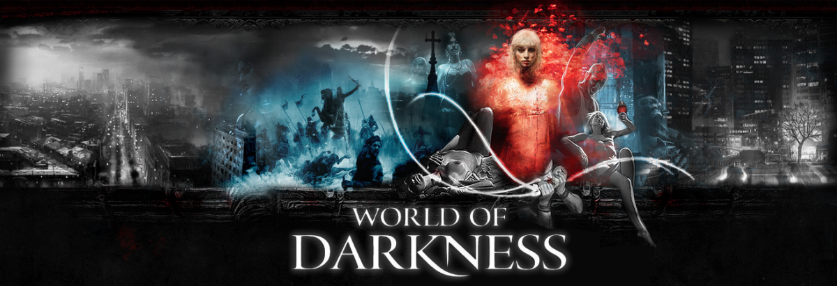 World of Darkness - RPG