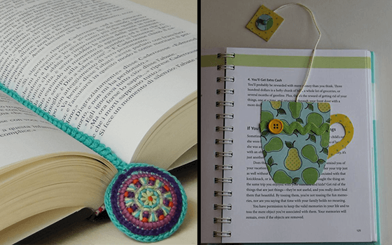 Semne carte/Bookmark